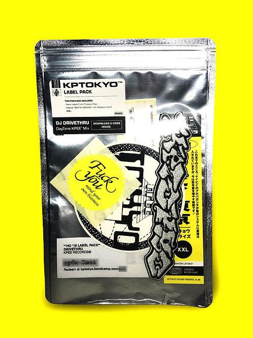 """【HO '19 LABEL PACK】 """"DayTime KPEE MIX"""" by DJ DRIVETHRU"""