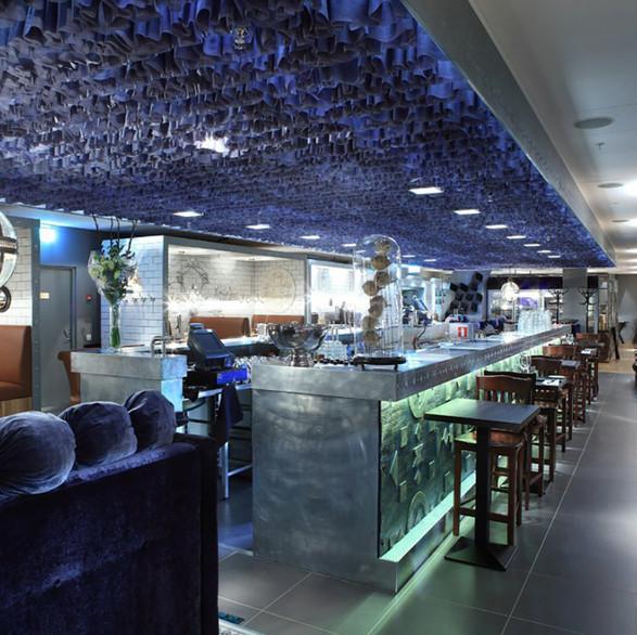 Griffins Steakhouse i Stockholm