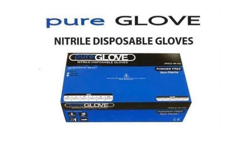 Pureglove Nitrile Disposable Gloves