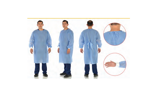 Level II Isolation Gown