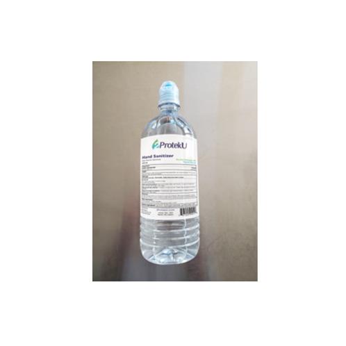 2PROTEKU 16oz Alcohol Antiseptic 80% Hand Sanitizer