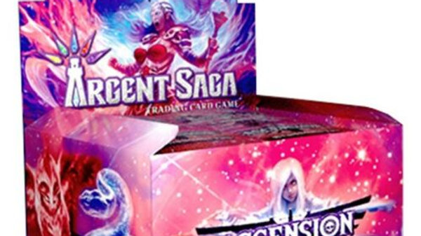 Argent Saga TCG Ascension Booster Box
