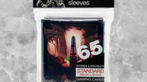 Argent Saga TCG Card Sleeves - STATUE AT THE ARGENT TOWER