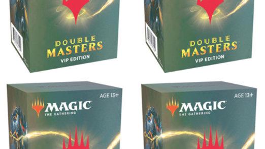 Double Masters - VIP Edition Box MtG TCG Magic the Gathering