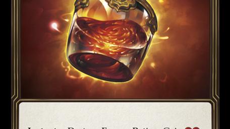 Energy Potion (Rainbow Foil) Flesh and Blood TCG