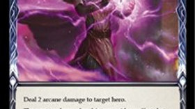 Rousing Aether (Blue) Foil Crucible of War Flesh and Blood TCG