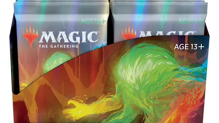 ZENDIKAR RISING COLLECTOR Booster Box MtG TCG