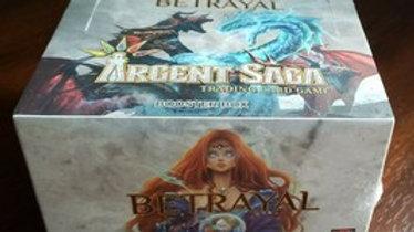 "Argent Saga TCG ""Betrayal 1.0"" Booster Box"