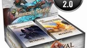 Argent Saga TCG: Betrayal 2.0 Booster Box