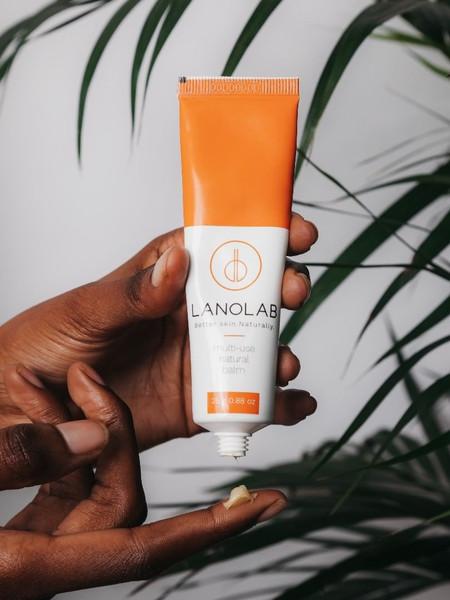 lanolab multi-use skin repairing balm R1