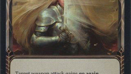 Glint the Quicksilver WTR Unlimited Flesh and Blood TCG
