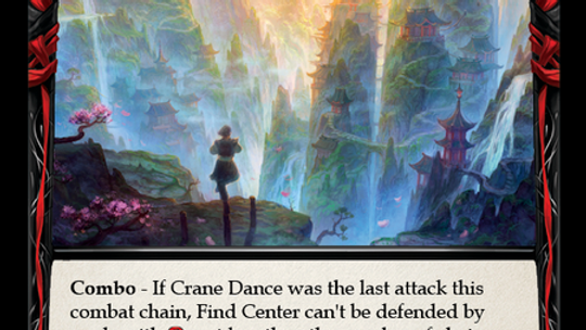Find Center Flesh and Blood TCG