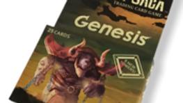 Argent Saga TCG: Expansion Pack 2: GENESIS