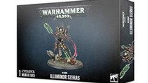 Warhammer 40K Necrons Illuminor Szeras, 1 Miniature
