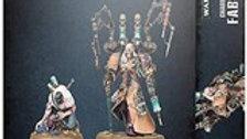 Warhammer 40,000 Chaos Space Marines Fabius Bile Citadel 2 Miniatures