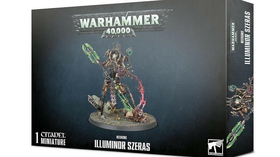 Illuminor Szeras Necrons Cryptek Warhammer 40k