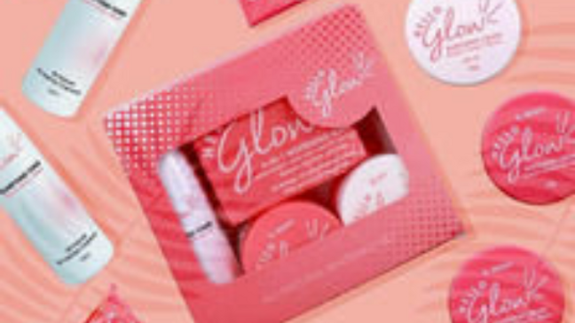 All-Natural Lightening Set by Hello Glow