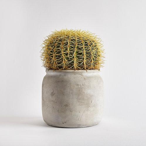 Concrete Barrel