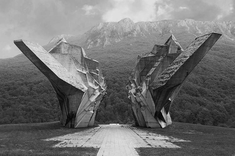 Battle of Sutjeska Memorial Monument