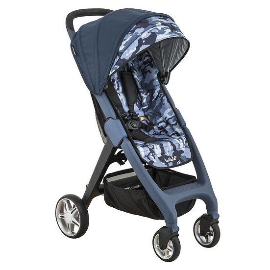 Larktale - Chit Chat 嬰兒手推車 - 迷彩藍