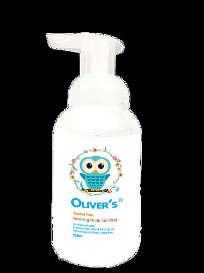 Oliver's - 澳華氏免洗洗手液 - 250毫升