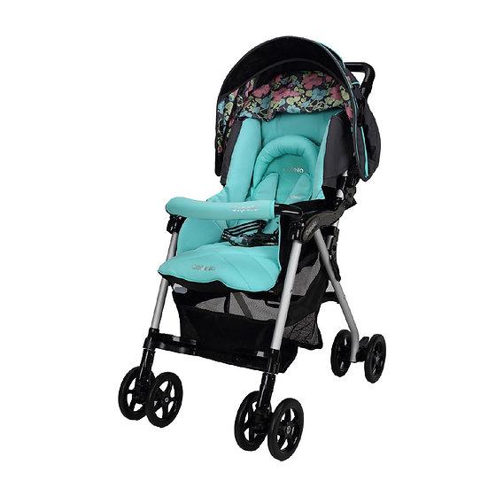 Capella - S-217 單向便擕型嬰兒手推車 - 薄荷綠色