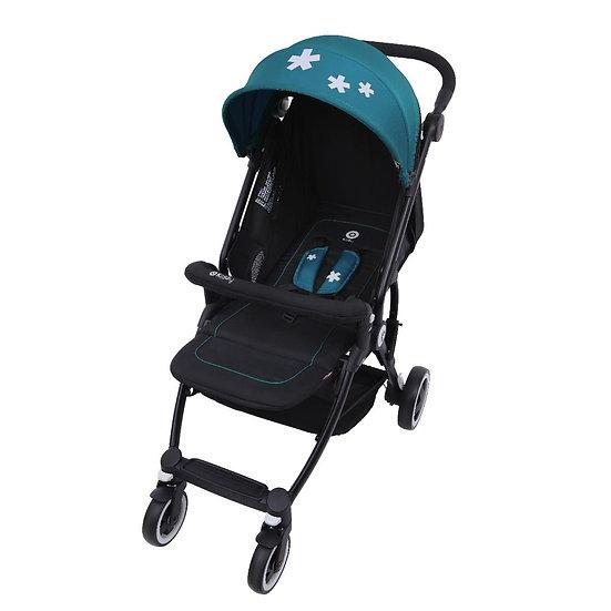 Kiddy - Urban Star 1 嬰兒手推車 - 藍