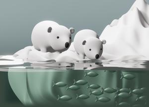 Polar bears - Hello Earth Program