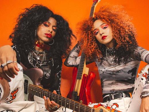 NOVA TWINS. Un duo iconique qui n'a pas peur de lever le ton dans la scène metal pour la vérité