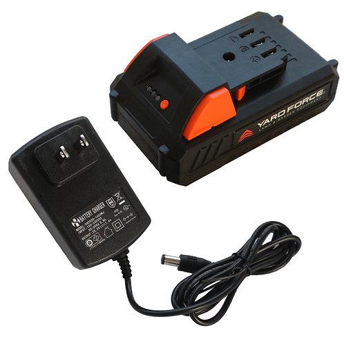 24Vバッテリー/充電器セット 24VBAT-LTE/XH2500-1400WJ