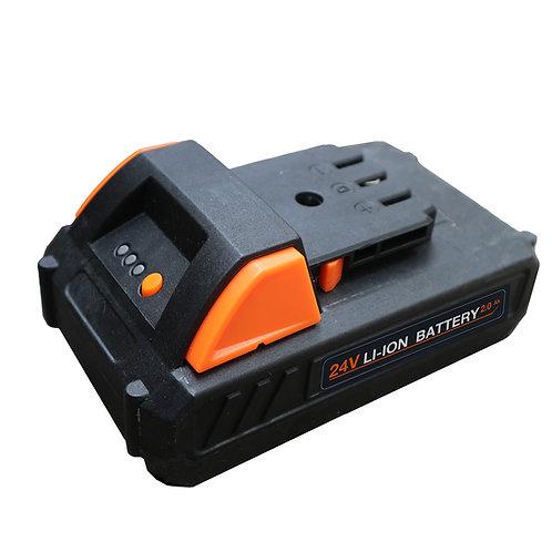 24Vコードレスシリーズ共通バッテリー 24VBAT-LTE