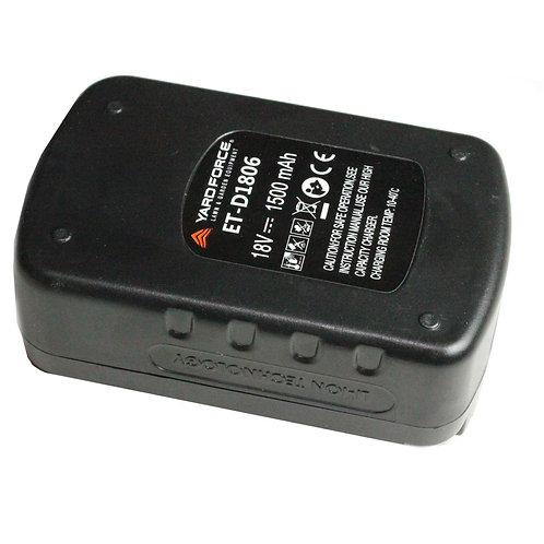 コードレス耕運機専用18Vバッテリー(リチウム)ET-D1806