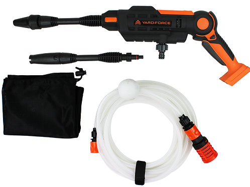 18Vコードレス強水圧洗浄機(バッテリー/充電器なし) LW-C02-002