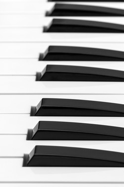 black-and-white-close-up-instrument-keyb