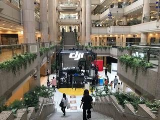 DJI Spark | Pop up event in Yokohama