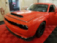 Dodge Demon Crystalline & Xpel Ultimate