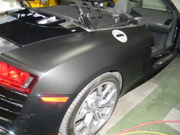 2012 Audi R8 Wrap & Carbon Fibre (33).JP