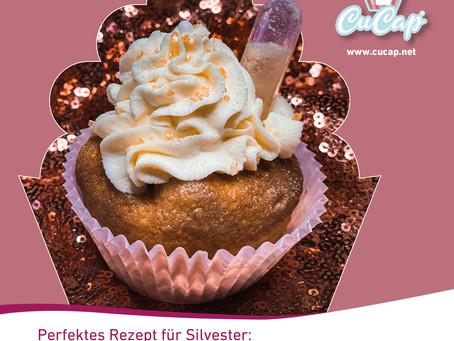 Champagner Cupcake