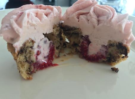 Eierlikör Cupcake