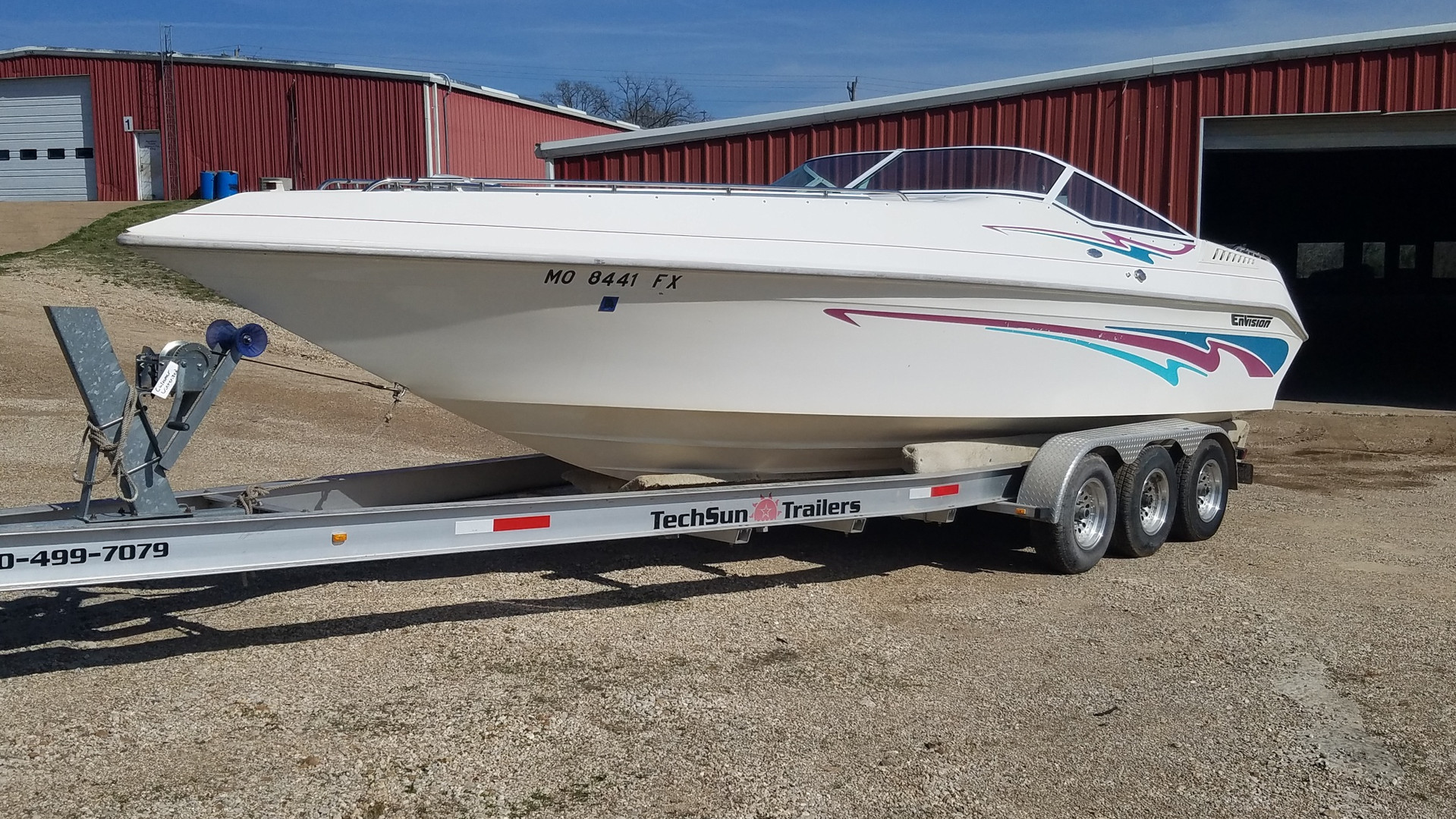 1994 Envision Combo 2900