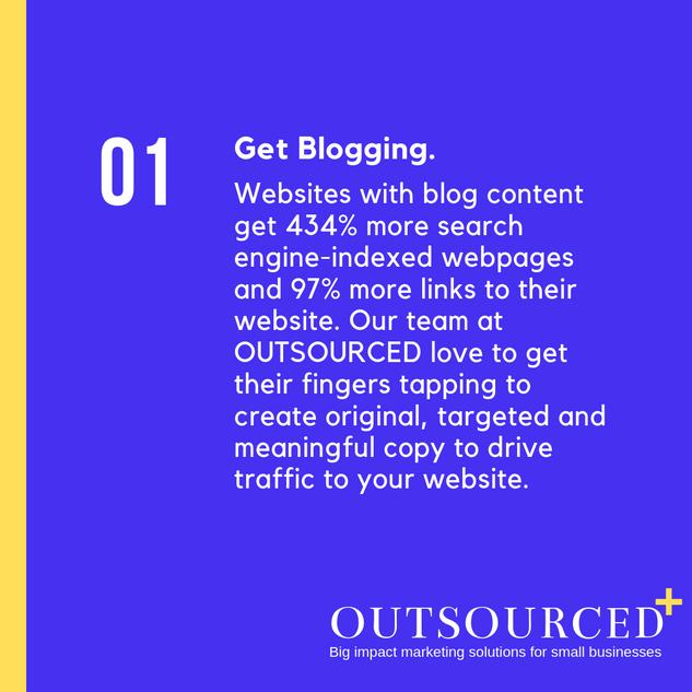 Blogging trend