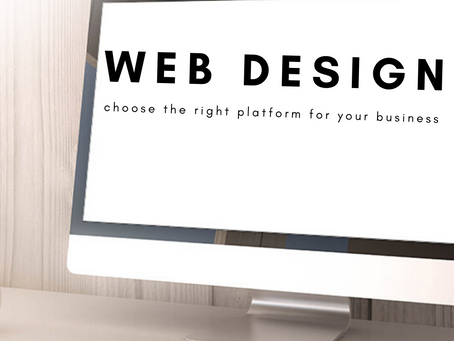 Choosing the RIGHT web platform - CMS isn't for everyone