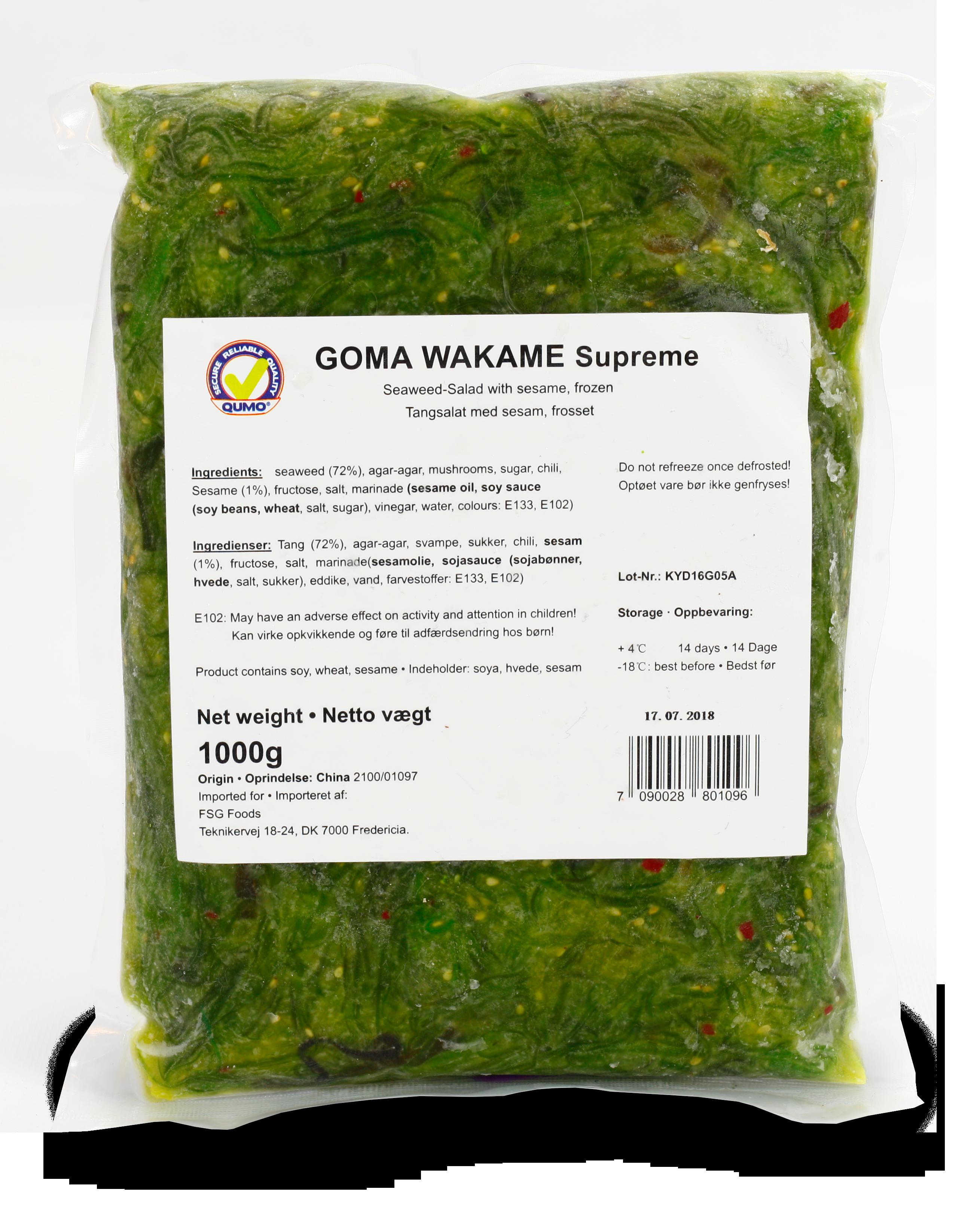 Qumo Goma Wakame Supreme
