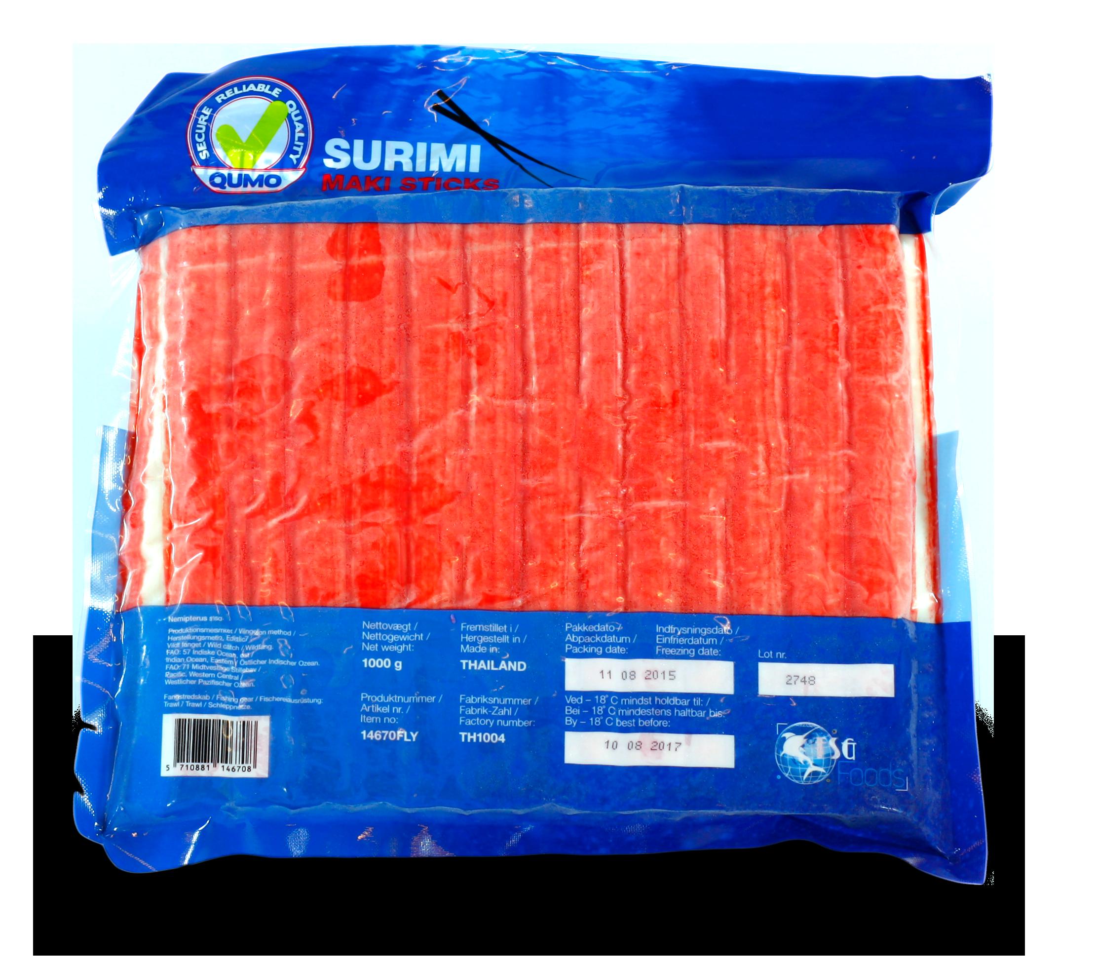 Qumo Surimi