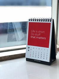 Calendar - Business Leadership Program -