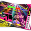 Thumbnail: Party Bus Disco Dance Invitation. Cup Cakes. Ticket Style Red, Pink or Blue