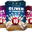 Thumbnail: Ten Pin Bowling Party Invitation. Red, Pink or Blue