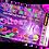 Thumbnail: Makeover, Pamper, Birthday Invitation, Ticket Style. Blue, Purple, Pink
