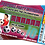 Thumbnail: Football, Soccer Party Invitations. Ticket Style + Picture. Red, Blue, Burgundy