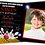 Thumbnail: Ten Pin Bowling Party Invitation. With Picture. Red, Pink or Blue